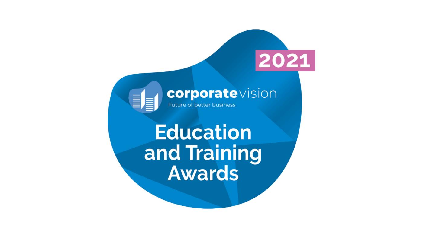 Education and Training Awards 2021 Logo
